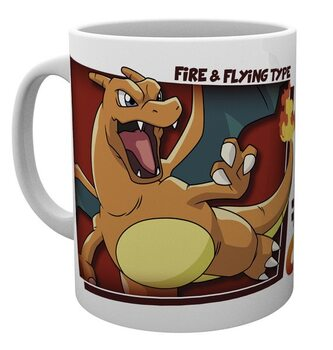 Becher Pokemon - Charizard Type