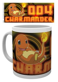 чаша Pokemon - Charmander Glow