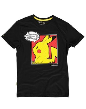 T-Shirt Pokemon - Pika Pop
