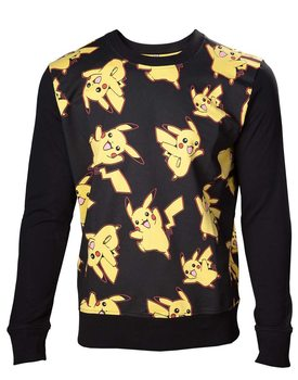 Sweater Pokemon - Pikachu