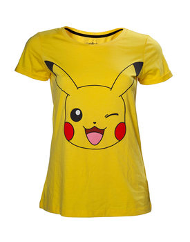 T-Shirt  Pokemon - Pikachu