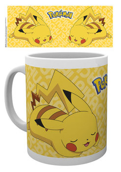 Taza Pokémon - Pikachu Rest