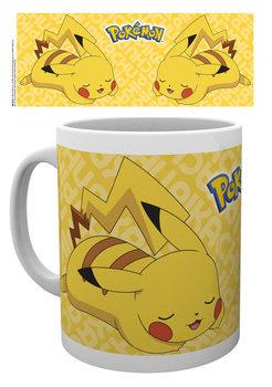 Tasse Pokémon - Pikachu Rest
