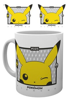 Becher Pokemon - Pikachu Wink 25