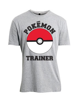 T-Shirt Pokemon - Pokemon Trainer