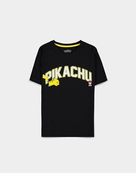 Tricou Pokemon - Runnign Pika