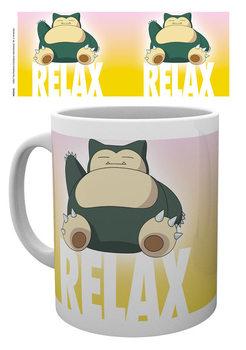 Cană Pokemon - Snorlax