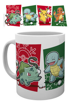 Becher Pokemon - Snowball Starters