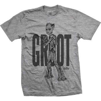 305905cf98 Avengers Infinity War Teen Groot Line Art