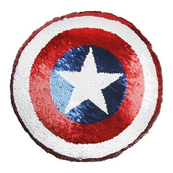 Polštářek Avengers - Captain America