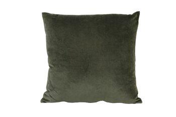 Polštářek Khios - Velvet Army Green