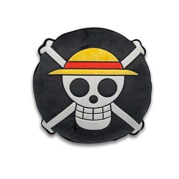 Polštářek One Piece - Skull