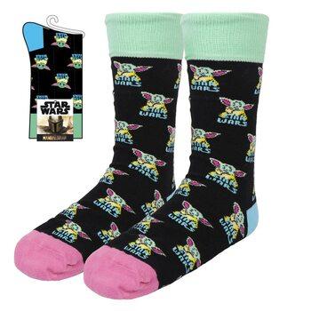 Oblečenie ponožky Star Wars: The Mandalorian