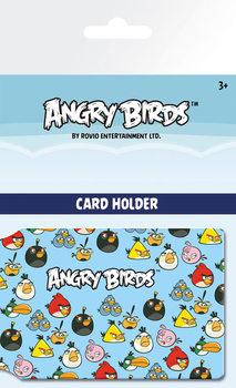Porta tessera Angry Birds - Pattern