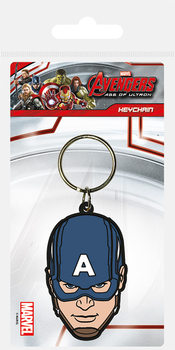 Avengers: Age Of Ultron - Captain America Portachiavi