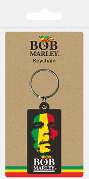 Bob Marley - Face Portachiavi
