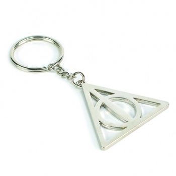 Portachiavi Harry Potter - Deathly Hallows