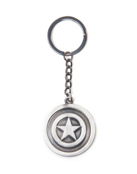 Marvel - Captain America Shield Portachiavi