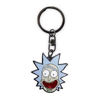 Portachiavi Rick And Morty - Rick