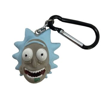 Portachiavi Rick & Morty - Rick