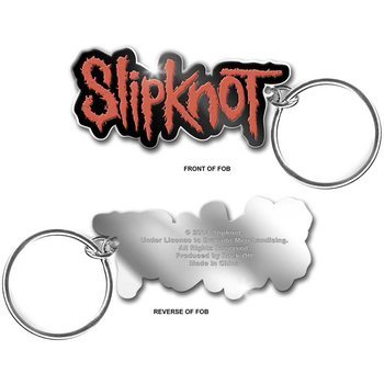 Portachiavi Slipknot - Logo