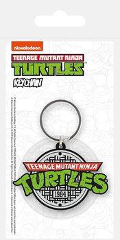 Tartarughe Ninja alla riscossa - Logo Portachiavi