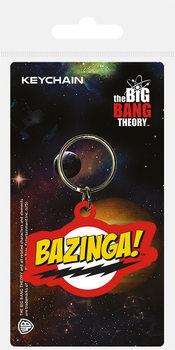 The Big Bang Theory - Bazinga Portachiavi