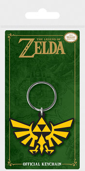 The Legend Of Zelda - Triforce Portachiavi