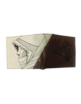 Portafoglio  Assassin's Creed Origins - Bayek Inspired Bi-Fold Wallet