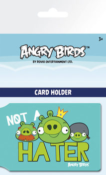 Angry Birds - Love Hate Portcard