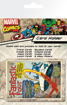 MARVEL - fantastic four Portcard