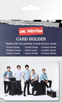 One Direction - Amps Portcard