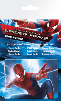 Porte-Cartes THE AMAZING SPIDERMAN 2: LE DESTIN D'UN HÉROS - Spiderman