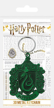 Porte-clé Harry Potter - Slytherin Crest