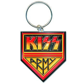 Porte-clé Kiss - Army Pennant