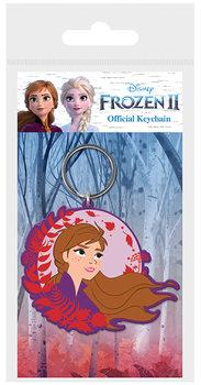 Porte-clés La Reine des neiges 2 - Anna