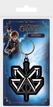 Les Animaux fantastiques: Les Crimes de Grindelwald - Grindelwald Logo Porte-clés