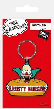 Les Simpson - Krusty Burger Porte-clés
