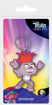 Porte-clé Les Trolls 2: tournée mondiale - Barb