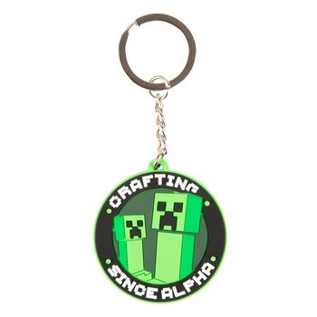 Porte-clé Minecraft - Original Craftsta