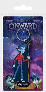 Porte-clé Onward (En avant) - Ian