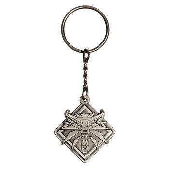 Porte-clé The Witcher 3: Wild Hunt - Medallion