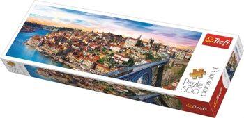 Puzzle Portugalsko - Porto