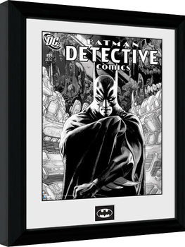 Batman Comic - Detective Poster & Affisch