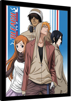 Inramad poster Bleach - Casual