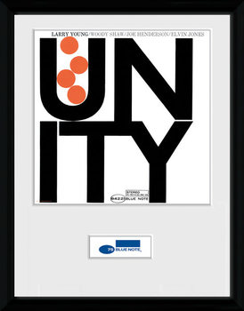 Blue Note - Unity Poster & Affisch