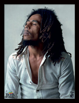 Bob Marley - Redemption Inramad poster