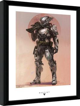 Inramad poster Destiny - Titan
