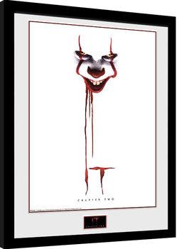 Inramad poster Det: Kapitel 2 - Blood