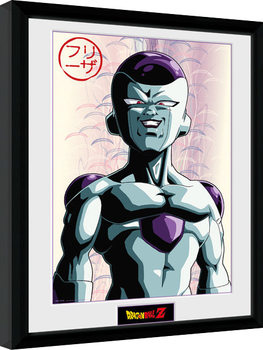Dragon Ball Z - Frieza Inramad poster